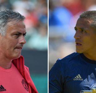 Las nuevas e insólitas razones de José Mourinho para no citar a Alexis Sánchez por la Premier League