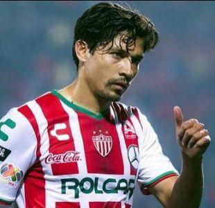 [VIDEO] El golazo de tiro libre que Matías Fernández anotó para el Necaxa