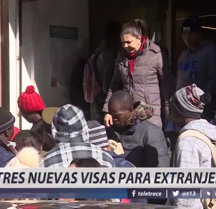 [VIDEO] Tres nuevas visas para extranjeros