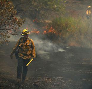 [VIDEO] California: Vientos y la sequía incentivan letales incendios dejando al menos seis muertos
