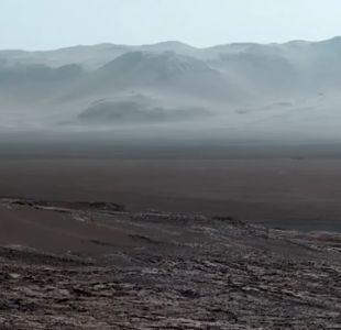 [VIDEO] Agua en Marte: cómo los científicos descubrieron agua líquida bajo la superficie del planeta