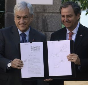 Piñera supera impasse por dichos de ministros