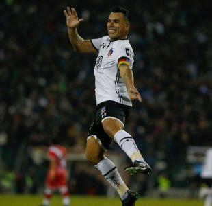 Goles Colo Colo vs Curicó: Paredes y Barrios