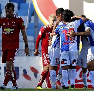 [VIDEO] Goles Fecha 17: Antofagasta golea a la U en el Calvo y Bascuñán