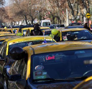 Ley Uber: Intendenta advierte que no se reunirá con taxistas que tomaron un camino violento