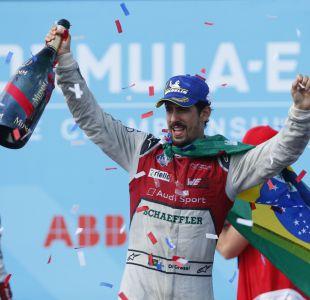 Brasileño Di Grassi gana el EPrix de Zurich de la Fórmula E