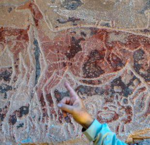 [FOTOS] Impulsan campaña para que arte rupestre de Atacama sea patrimonio de la Humanidad