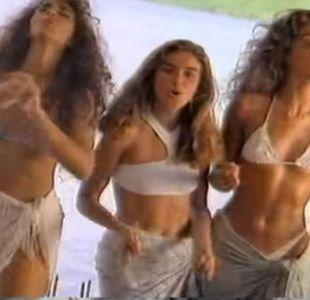 Muere modelo que apareció en el video Cuando calienta el sol de Luis Miguel