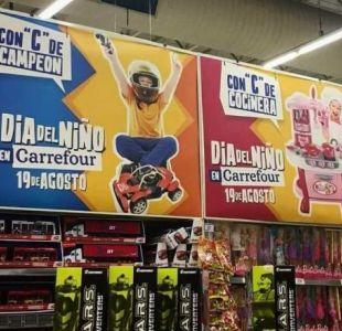 Supermercado argentino enfrenta polémica por publicidad tildada de sexista