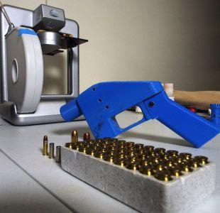 Juez de EE.UU bloquea autorización para imprimir armas en 3D