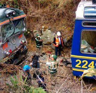 [VIDEO] Seis chilenos heridos camino a Machu Picchu