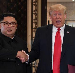 Casa Blanca informó que Trump recibió una nueva carta de Kim Jong-Un