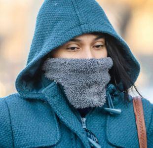 ¿Por qué hace tanto frío este jueves en Santiago? La culpa es de la vaguada costera