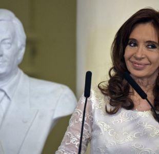 Cuadernos de Argentina: Juez busca allanar casa de ex Presidenta Cristina Fernández