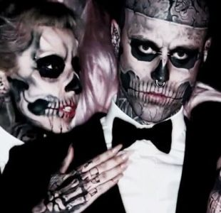[VIDEO] Encuentran sin vida a Zombie Boy protagonista del video Born this way de Lady Gaga