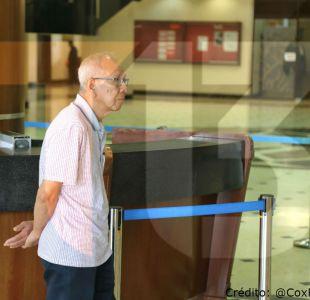 [FOTO] Este es Lim: El testigo clave del juicio de los chilenos en Malasia
