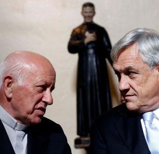 Piñera valora decisión del arzobispo Ezzati de no liderar el Te Deum
