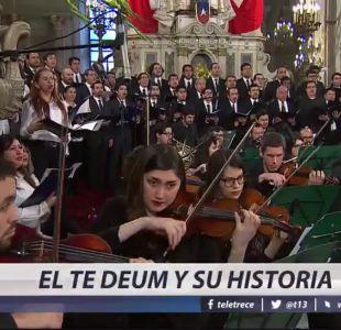 [VIDEO] El Te Deum y su historia