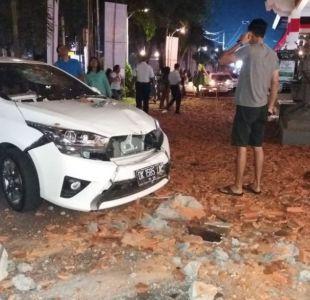 El balance de muertos del terremoto de Indonesia sube a 387