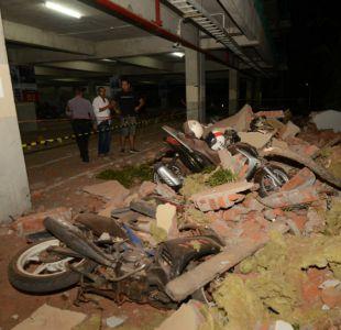 Indonesia ejecuta plan de evacuación a turistas tras sismo que dejó al menos 91 muertos