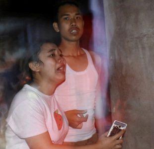 Terremoto en Indonesia: las imágenes que muestran la magnitud del desastre en la isla de Lombok
