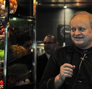 Muere Joël Robuchon, el chef francés con más estrellas Michelin de la historia