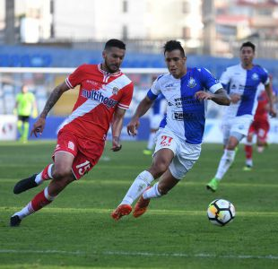 [VIDEO] Goles Fecha 18: Antofagasta vence a Curicó en el Calvo y Bascuñán