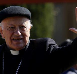 Suspenden declaración de cardenal Ricardo Ezzati