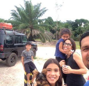[VIDEO] La historia de los venezolanos que manejaron 28 días para llegar a Chile