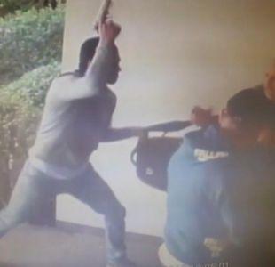 [VIDEO] Motochorro fue acusado por su pareja