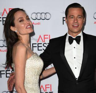 Angelina Jolie acusa a Brad Pitt de no pagar pensión alimenticia desde que inició su divorcio