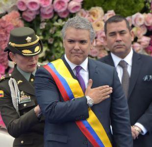 [VIDEO] Iván Duque asume como Presidente de Colombia
