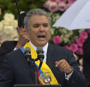 Duque anuncia endurecimiento de condiciones en proceso de paz con ELN