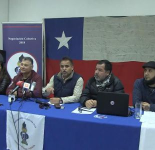[VIDEO] La amenaza de la huelga en Minera Escondida