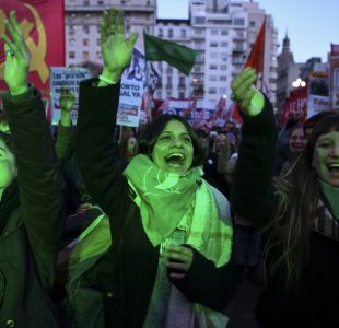 Día clave en Argentina: El escenario que abrirá la votación del aborto libre en el Senado