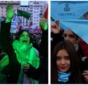 Aborto legal en Argentina: estas son las mujeres que se tomaron las calles