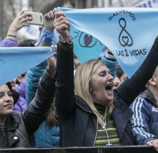Violaciones sin violencia: la polémica frase de un senador argentino en la votación del aborto