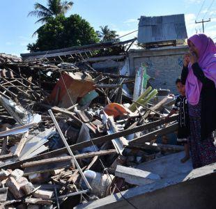 Balance de terremoto en Indonesia aumenta a 164 fallecidos