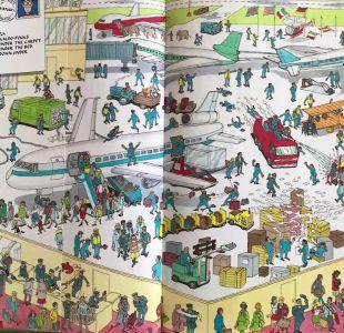 [VIDEO] ¿Dónde está Wally? Este robot es capaz de encontrarlo antes que tú