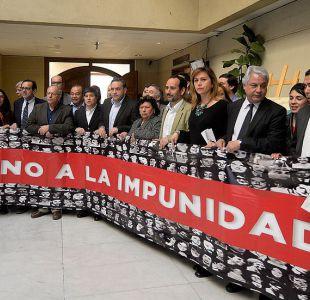 Diputados de oposición presentarán acusación constitucional contra ministros de la Suprema