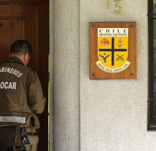 [VIDEO] Allanan sede del obispado castrense por investigación de abusos en la Iglesia