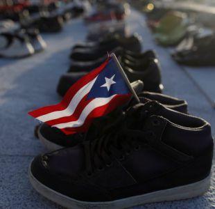 El informe en que Puerto Rico reconoce que más de 1.400 personas murieron a causa del Huracán María