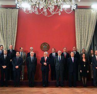 [Interactivo] Así quedó el gabinete de Piñera tras el ajuste en Educación, Cultura y Medio Ambiente