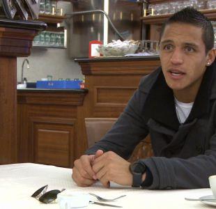[VIDEO] Así será la película sobre la vida de Alexis Sánchez