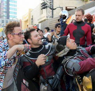 Acercamiento de última hora: Marvel quiere que James Gunn dirija Guardianes de la Galaxia vol. 3
