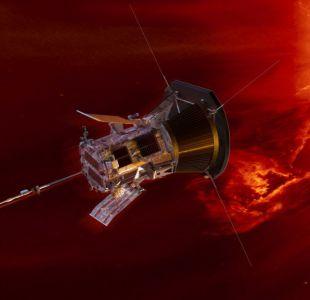 """La sonda Parker de la NASA, a punto para """"tocar"""" el Sol por primera vez"""