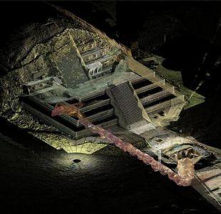 México: ¿qué se sabe del misterioso túnel descubierto bajo las pirámides de Teotihuacán?