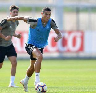 [FOTO] Cristiano Ronaldo encontró a su socio ideal en la Juventus