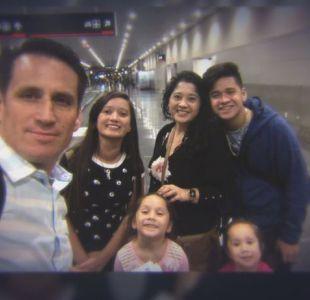 [VIDEO] Joven de 14 años falleció durante vuelo