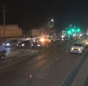 [VIDEO] Dos jóvenes mueren atropelladas por Metrotren en Rancagua